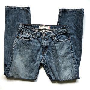 Levi's 514 Slim Straight Jeans - 30x30